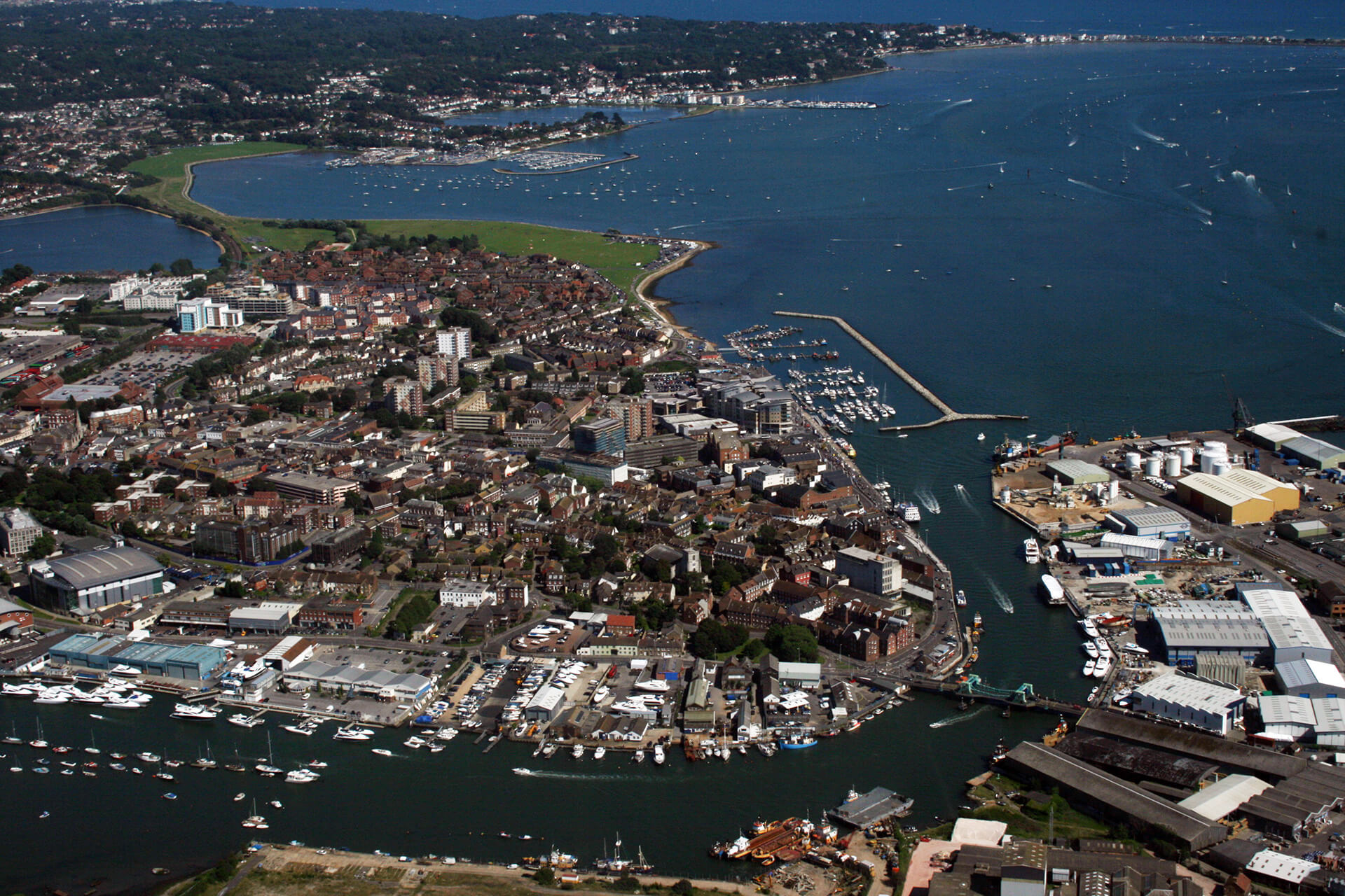 Poole, Bournemouth, Christchurch, Dorset